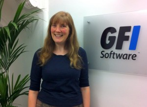 Jackie Wake, Product Marketing Manager for GFI Cloud