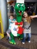 Bob having a great time at Legoland (UK)