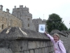 Bob visits Windsor Castle