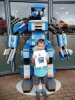Bob with a Transformer