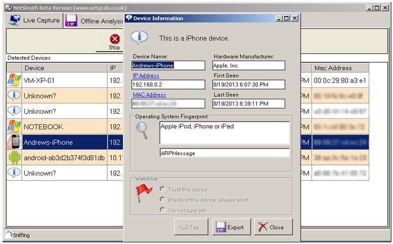 forensic handwriting analysis software