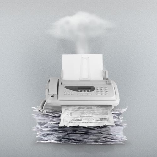 OSD Unreachable Because of a Broken Fax Machine?