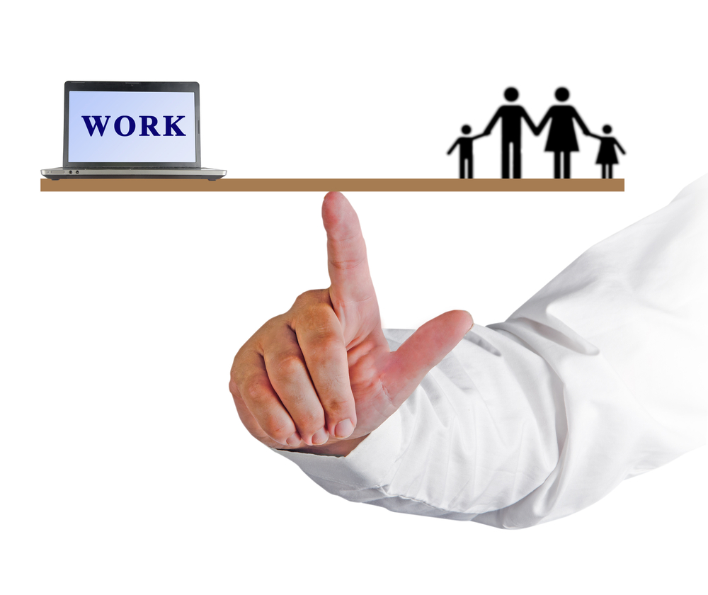 work and family Discover what it takes to thrive at both work and home with our new work-family balance guidance.