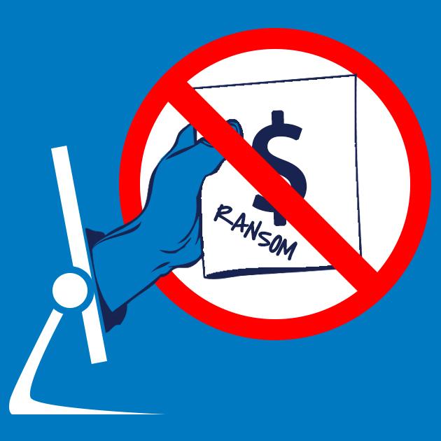Ransomware preventive measures