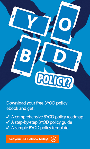 The case for building a BYOD policy