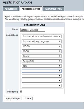 App Groups