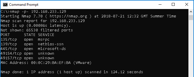 Scanning Open Ports in Windows: Part 3 (NMAP)
